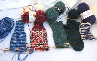 Unfinished_socks